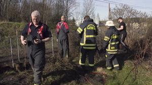 Torrt fjolårsgräns gör att risken för gräsbränder är mycket hög.