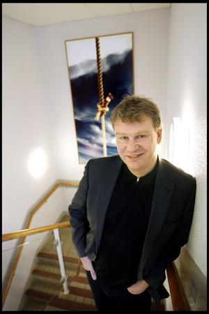– Det är konkurrensen som styr och vi har märkt av att kunderna ställer allt högre krav, säger Peter Löwenborg, chef för Danske Bank i Gävle.