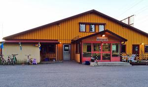 Erikshjäpen i Timrå.