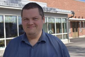 Läraren Magnus Fandén ville visa för sina elever på vilket sätt de kan påverka något.