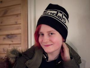Kul att komma till Ängebo på konsert, tyckte Felicia Grindsäter-