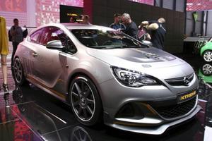 Opel Astra OPC Extreme. Foto: Helena Lundberg
