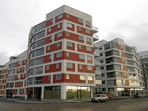 Mimers hus på Öster Mälarstrand.    Foto: Yngve Fredriksson/Arkivbild