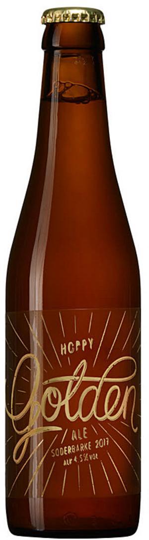 Stigbergets Söderbärke Hoppy Golden Ale.