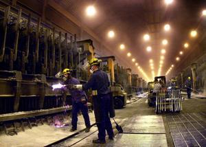Processoperatörer vid metallverk är en hotad yrkesgrupp, enligt Stiftelsen för strategisk forskning (SSF).