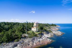 Utgångspriset på lotsstationen i Simpnäs är satt till sex miljoner kronor.