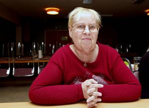Ingrid Hagberg står på plats 26 på Sverigedemokraternas lista.
