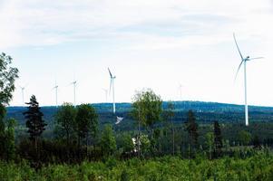 Arise AB och vindkraftsgruppen i Los och Kårböle fortsätter arbetet för en vindkraftspark.