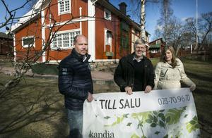 I dag lades Carl Larsson-gården i Sundborn ut till försäljning, bland annat i annons i dagens tidning.