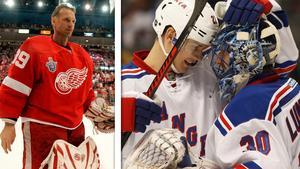 Dominik Hasek är inte längre den vinstrikaste NHL-målvakten från Europa.