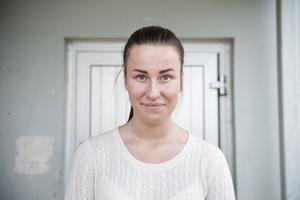 Hanna Sjöberg:– Det är bra, det förstör så mycket för oss om saker blir stulna.
