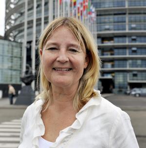 Känd som EU-kritisk. Marita Ulvskog är sedan 2009 EU-parlamentariker för Socialdemokraterna.
