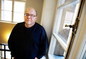 Bengt Erikssonger i dagarna ut sin andra bok.Foto: Ulrika Andersson