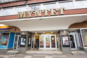 Biograf Myntet i Avesta får 200 000 kronor i stöd från SFI. Fotograf: Tobias Ahlén
