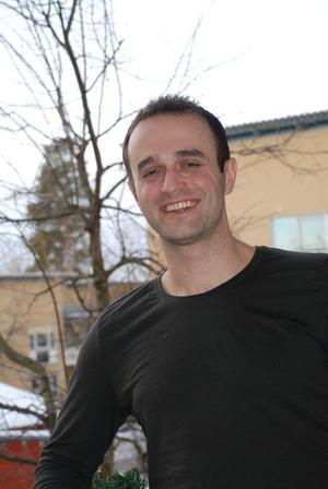 Meho Medic flydde från Bosnien till Sverige och bor i dag i Hudiksvall.