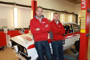 Martin och Jan Hagman.
