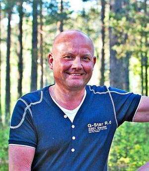 Lars Karlin, nöjd Sollefteåtränare.