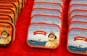 Sardiner på burk.