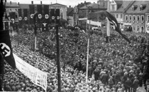 MOTSTÅNDARE. Staden Danzig – nuvarande Gdansk – var ett starkt nazistiskt fäste på 1930-talet. Här arbetade Kurt Minuer som ombudsman för en kommunistisk fackförening.