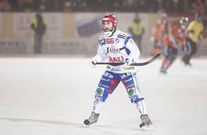 Lukas Persson gjorde fyra mål i den sista matchen – och stannar på 22 totalt i elitserien.
