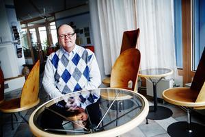 Mikael Sjölund.