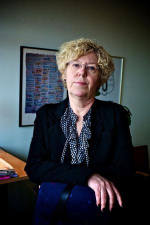 Ewa Wirén, redaktionschef och ansvarig utgivare.