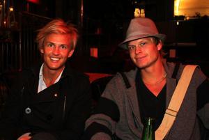 Tabazco. Andreas och Philip von Emanuelsson