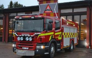 Alla skogsbränder i år gör att räddningstjänstens anslag inte räcker. Foto: Börje Lindh/Arkiv/DT