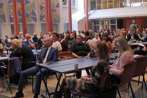 Storregionen diskuteras på stor konferens i Bollnäs i början av september.