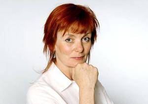Gunilla Kindstrand, chefredaktör och ansvarig utvigare av helahälsingland.se