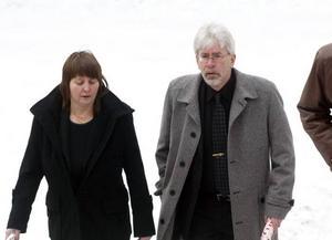 Veronica Wernersson och Carl- Ewert Ohlsson.