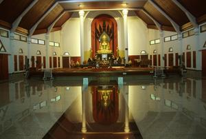 Klostret är till stora delar öppet för allmänheten. Det finns även möjlighet att bo där.