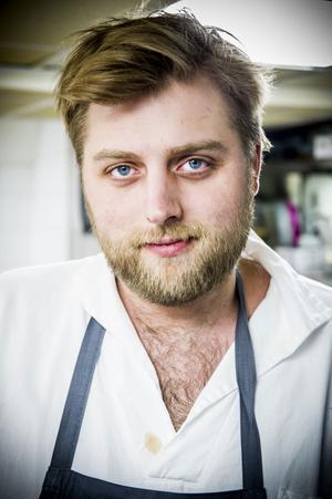 Markus Westh jobbar till vardags på restaurangen The Flying Elk, i Stockholm.