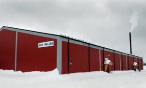 ACB-hallen i Svenstavik är en stor elslukare. Den årliga elnotan går på 260 000 kronor som kommunen betalar. Foto: Bengteric Gerhardsson