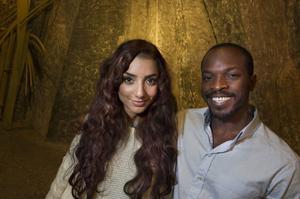 Gina Dirawi och Kodjo Akolor ledde förra årets