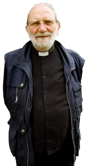 Stannar. Kyrkoherde Arne Rubin passerar den magiska pensionsåldersgränsen 65 år i december. Han slutar dock inte att jobba.