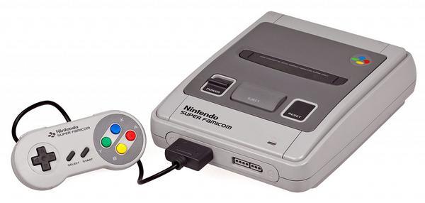 Super Nintendo (SNES) var uppföljaren till Nintendo Entertainment System (NES). Den lanserades i Sverige den 4 juni 1992.