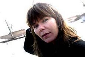 Foto: NICK BLACKMON Lina Erkelius som bor i Sandviken är spänd över hur hennes nya bok ska tas emot av recensenerna.