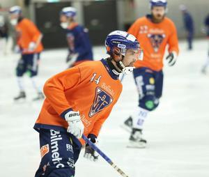 Under sex säsonger och ständigt på väg har Samuli Helavuori utvecklats till en bärande spelare i Bollnäs.