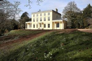 Agatha Christies hus Greenway i Devon är i dag i offentlig ägo.