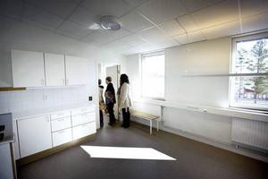 Rummen på Pukslagarvägen är byggda med ljuddämpande golv.