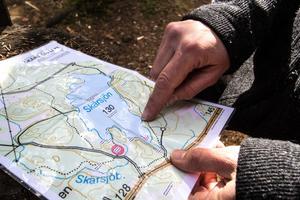 Från infarten söderut vid väg 233 är avverkning planerad, liksom norrifrån. Även Skärsjöns badplats kommer beröras av ytterligare avverkning.