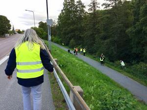 Torsdagen 5 september tar polisen hjälp av frivilligorganisationen Missing People i sökandet efter Fatima Berggren.