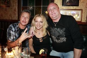 Oliwer, Johan, Mia, Dansken