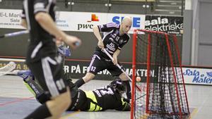 Joakim Wallén gjorde hisnande 136 poäng på 20 matcher för Sala Silverstaden förra säsongen.