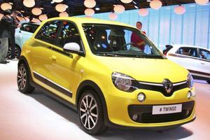 Renault Twingo.Foto: Helena Lundberg