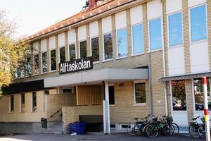 Alftaskolan behöver renoveras och byggas om för 48,5 miljoner, enligt beslutet i barn- och utbildningsnämnden.