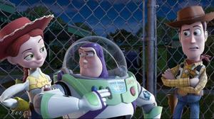 Jessie, Buzz och Woody - nu tar de farväl (?) i den mörkaste, vuxnaste delen av