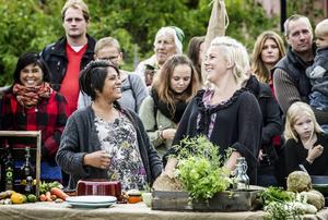 Från Grannäsets gård utanfös Kälarne hade Theresa Flatmo Elba Nilsson Smås skapat en havtornsmarmelad.