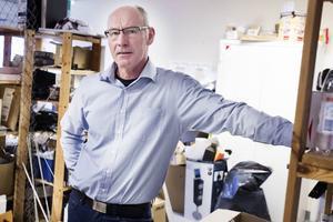 Förre ägaren till Audio Video, Calle Högström, har varit i branschen sedan 1979.